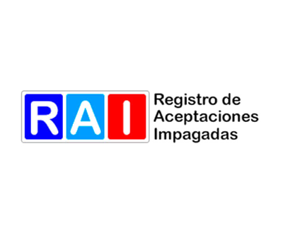 Salir fichero de morosos RAI: registro de aceptaciones impagadas