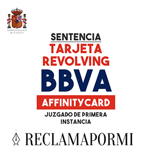 sentencia reclamacion tarjeta affinity card